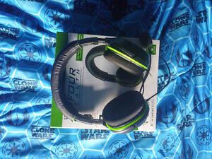 Turtle Beach XO four stealth gaming headset