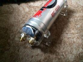 Resonator RTC 1200 bass Tube