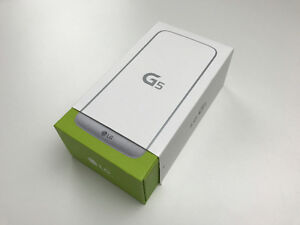 LG G5! - LIKE NEW CONDITION! - WITH BOX