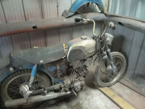 Vintage yamaha for parts
