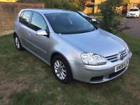 2008 Volkswagen Golf 1.9 TDI SE 5dr, + New Cambelt and Long MOT 07/2017