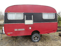 Totally Redone 1600 lb trailer, Sleeps 4