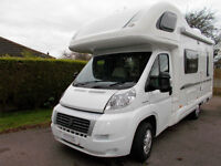 Bessacarr E435 5 berth, end kitchen motorhome for sale