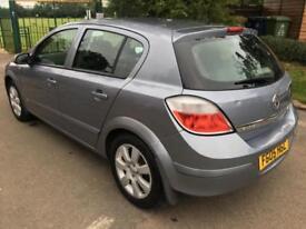 cheap 2005 Vauxhall/Opel Astra 1.4i 16vBreeze - 2 keys - FULL MOT