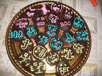 I will bake some delicious treats for your halloween party