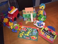 Baby - Toddler Toy Bundle