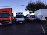 REMOVALS + Storage + Man and Van + Waste Disposal