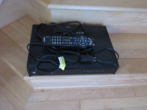 Shaw HD pvr