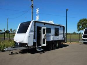 NOT FOR SALE-DISPLAY ONLY  2021 21.65-4 OUTBACK SILVERLINE Avoca Bundaberg City Preview
