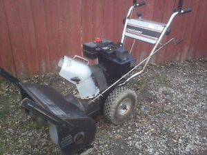 Snowblower's for Sale + Service and Repairs Stratford Kitchener Area image 3