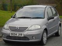 CITROEN C3 1.4i 2003 SX, 1 OWNER FROM NEW,FULLL SERVICE HISTORY,LONG MOT,LOW TAX