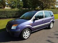 FORD FUSION 1.4 STYLE CLIMATE - 5 DOOR - 2006 ** LOW MILES **