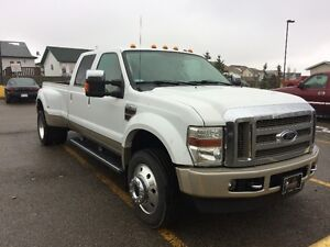 2010 Ford F450 King Ranch Pickup Truck
