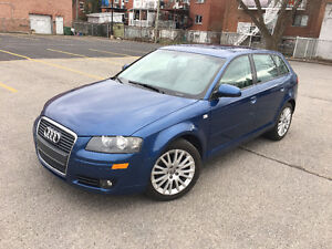 2006 Audi A3 2.0T PREMIUM PACK 156,000km (Automatic, Cuir, Mags)