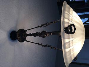 Light fixture - adjust length