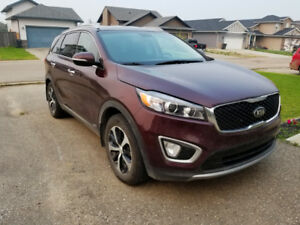 2018 Kia Sorento EX Turbo LOW KM Leather