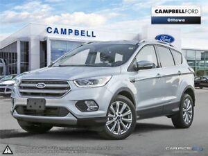 2017 Ford Escape Titanium AWD-LEATHER-LOADED
