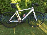 Boardman hybrid bike large frame