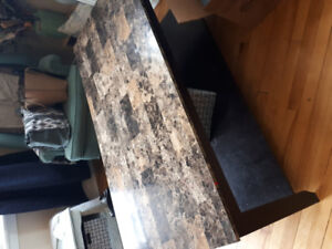 3 pc coffee table and end tables