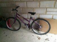 Ladies bike £30 Ono