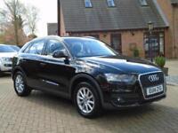 2014 Audi Q3 2.0TDI ( 140ps ) SE 1 Owner