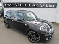 2014 MINI Clubman 1.6 TD Cooper D 4dr Diesel black Manual
