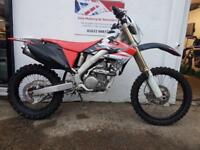 HONDA CRF250 X-D Enduro/Trail FANTASTIC BIKE WITH UPGRADES CRF GMX Tank 2014