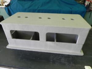 Large Heavy Duty Battery Box