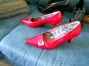 Tender tootsies collection. Black leather dress shoes and more!! Kitchener / Waterloo Kitchener Area image 6