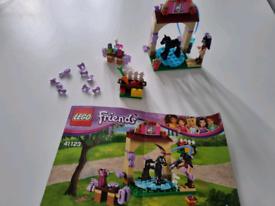 Lego friends foal station set 41123