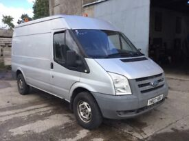 2008 transit for breaking front and rear wheel drive