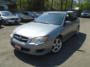 2008 Subaru Legacy Sedan Premium Moonroof $3500