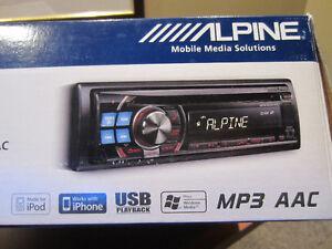 Alpine CD Player