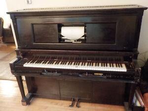 Piano mécanique et rouleaux West Island Greater Montréal image 1