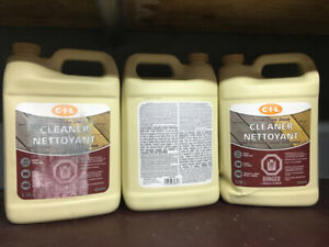 CIL Scrub-Free Deck Cleaner 3.78L / 3 JUGS AVAILABLE $20.00