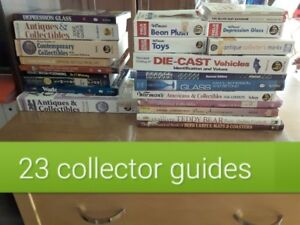 Collector guides and value books