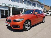 2016 BMW 1 Series 1.5 116d Sport Sports Hatch (s/s) 5dr