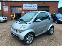 2003 Smart Smart 0.7 Passion Silver 3dr Hatch **ANY PX WELCOME**