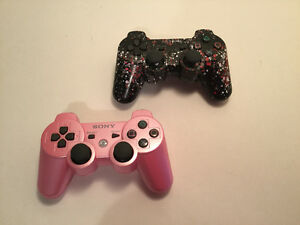 Manettes sony originales dualshock 3 - 35$ chacune