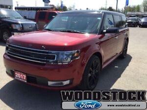 2017 Ford Flex SEL  APPEARANCE PACKAGE, ROOF, NAV