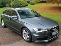 2014 (64) Audi A6 Avant 2.0TDI 190 Ultra S Line 5dr S Tronic Auto