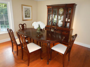 Dining Room Set - Gibbard Canadian Legacy Collection