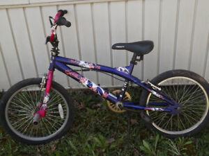 """20"""" Single Speed Girls BMX  Bicycle $60.00"""
