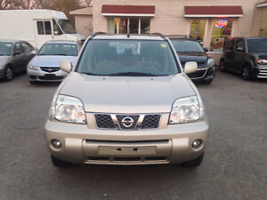2006 Nissan x-trail AWD**safety & E-test***5995$ CLEAN CAR PROOF