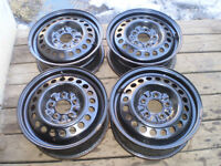 """16"""" steel rims for sale (5 x115)"""