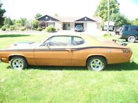 1974 plymouth gold duster