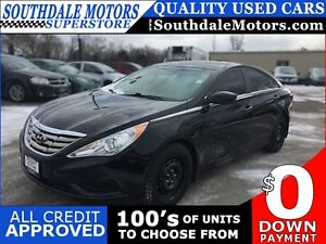 2011 HYUNDAI SONATA POWER GROUP * BLUETOOTH * SAT. RADIO SYSTEM