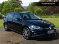 2017 Volkswagen Golf 1.6 TDI SE Nav (s/s) 5dr Estate Diesel Manual