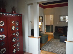 Beautiful furnished Ridgetown apartment for rent
