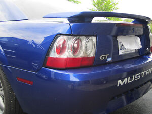tail light mustang 1999 a 2004